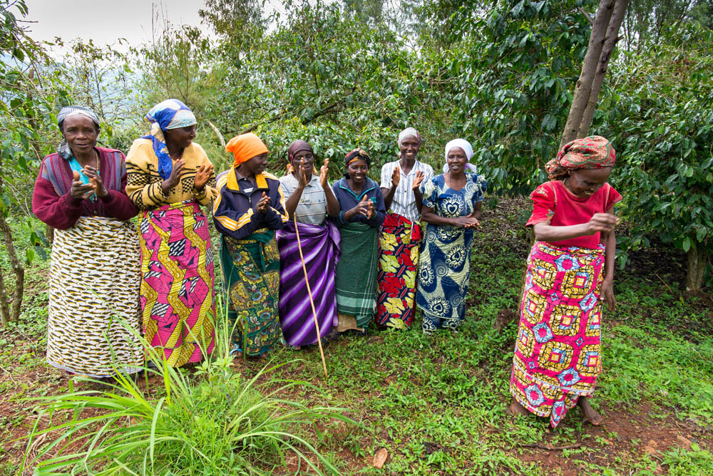 Faces Behind Your Coffee Photographs from the coffee cooperatives of the Lake Kivu region of Rwanda