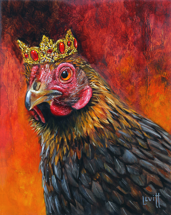 Regal Fowl