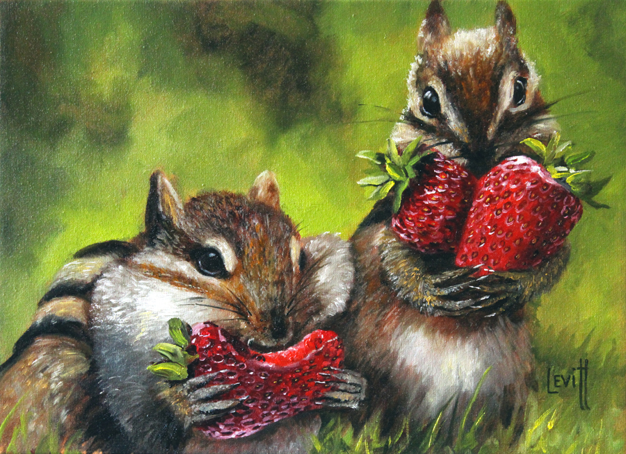 Strawberry Thieves