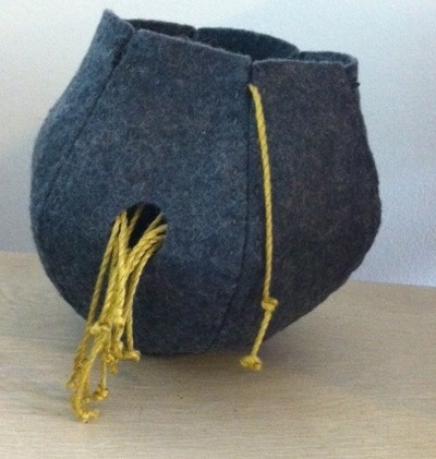Grey Flannel Vessel